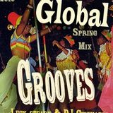 Global Grooves 'spring' mix, march2010