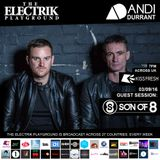Electrik Playground 3/9/16 inc Son of 8 Guest Session