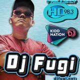 DJ Fugi - DNB Frequency Mix HD98.3 - 7.10.15