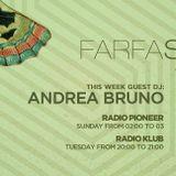 Andrea Bruno - Farfasound Radioshow December 2014