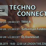 Sebastian Feldmann exclusive radio mix Techno Connection UK Underground FM 02/08/2019