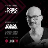 Basic Music Radio Show by Ivan Pica - Episode 440 - Carlos Manaça In The Mix