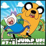Weekly Mix #7+8 - Jump Up! [1 hour Dancefloor D+B Mix]
