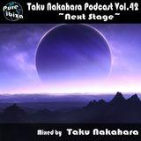 Taku Nakahara Podcast Vol.42 -Next Stage-