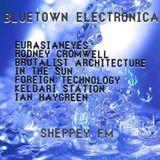 Bluetown Electronica live show 22.02.15