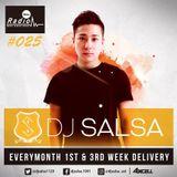 Axcell Radio Episode 025 - DJ SALSA