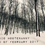 Radio Hootenanny End of February 2017 Hour 2