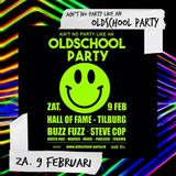 "Steve Cop at ""Ain't No Party Like An Oldschool Party"" @ Hall Of Fame (Tilburg-NL) - 9 February 2019"