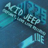 ACID JEEP live @ Skizze.05 - Defunkt Special [Modular+ Space] Part.01