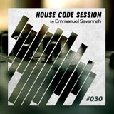 House Code #030 // Tech House