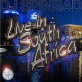 DJ Spinbad Live In South Africa (2012)