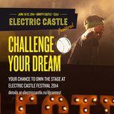 Electric Castle Festival DJ Contest – Poisse