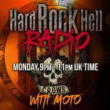 Hard Rock Hell Radio - HRH Crows - 06th August 2018