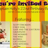 The Coastline Cruise: April 15, 2012: Captain Holly's 22nd Birthday Bash