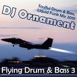 DJ Ornament - Flying Drum & Bass 3