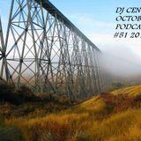 DJ CENCE OCTOBER PODCAST #51 2015