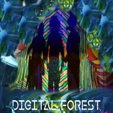Psychedelic dub chill a bass set @ Digital Forest 2018