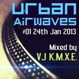 Urban Airwaves Re-Released 01
