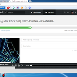 MIX ROCK 3-DJ NEXT-ASKING ALEXANDRIA