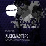 ConcePT Podcast #9 - Audiomasters