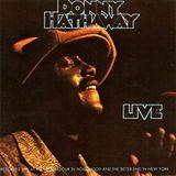 """Live"" (1972) Donny Hathaway Tape:maxell XLI 50"