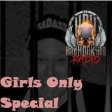 Badass Martin's Rockout Radio Show,  Girls Only Special