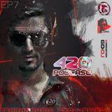 DJMA6 - 420 Podcast EP 7