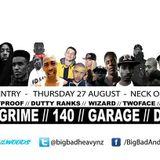 Big, Bad & Heavy 20/08/15 Mix