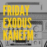 Friday Exodus | KaneFM | Pablo Mac | 22-09-17