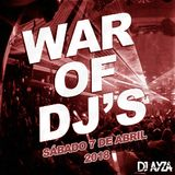 Demo War of DJ's 2018 - DJ Ayza