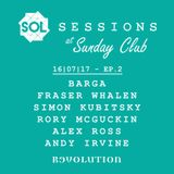 Kubitsky DJ - SOL Session #2 Sunday Club @ Revolution Aberdeen - Disco House