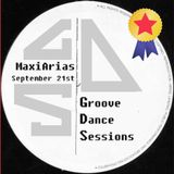 Maxi Arias @ Groove Dance Sessions - Septiembre 2013
