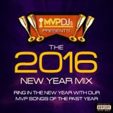 The 2016 New Year Mix