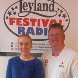 Breakfast with Phil Gough 6 June 2017 (guest Melody Clarke)