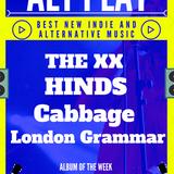 Alt Play 10/01/17   The XX, Cabbage, Sundara Karma and more