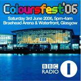 Paul van Dyk Live @ Coloursfest, Glasgow, Scotland 03-06-2006