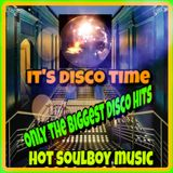 it's disco time 12inch&disco remixes special