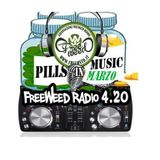 Pills In Music 26 ( 15 Marzo 2019 ) MIxed by FreeWeed Radio 4.20