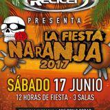 Napo @ Radical, Fiesta Naranja, Sala Area 42, Toledo (2017)