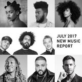 July 2017 New Music Report