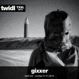 gixxer // twidl - txxl // 7th januari 2018