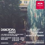 Diskotopia Radio 6th July 2017 2 Years Anniversary Special