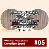 Demolition Sound Radio Show (Massive Edition) @MassRoom Studio 19.3.17