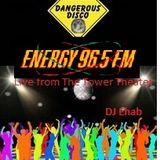 Dangerous Disco Live On Energy 96.5 [June 17, 1990] 2 of 2