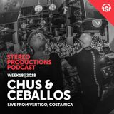 WEEK18_18 Chus & Ceballos Live from Vertigo, Costa Rica