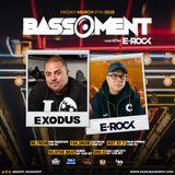 The Bassment w/ DJ Exodus 03.09.18 (Hour One)
