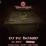 DJ PC Board - Tomorrowland 2015 (FFS-06)