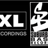 XL Recordings V Suburban Base Records - Mix