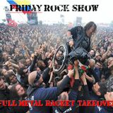 HRH Radio - The Friday Rock Show Full Metal Racket Takeover! 22nd June 2018