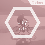 Simonic - July 2017 Techno Mix
